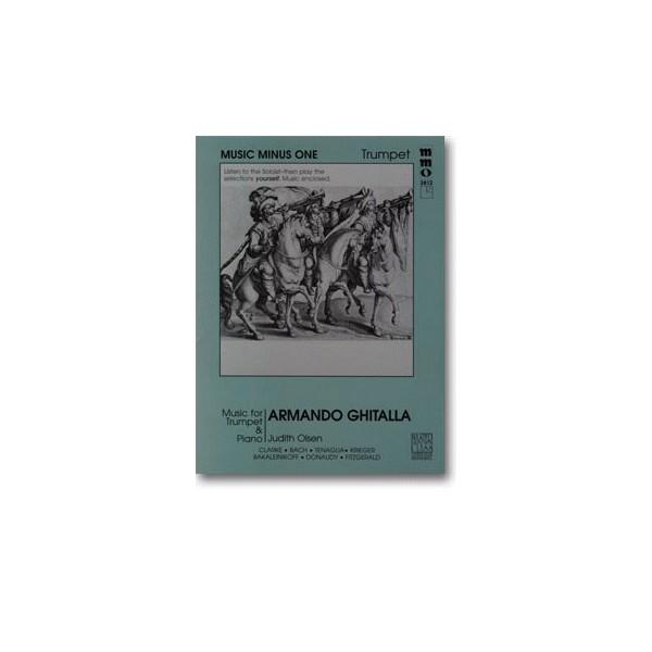 Beginning Trumpet Solos, vol. II (Armando Ghitalla)