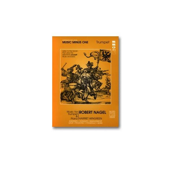Intermediate Trumpet Solos, vol. I (Robert Nagel)