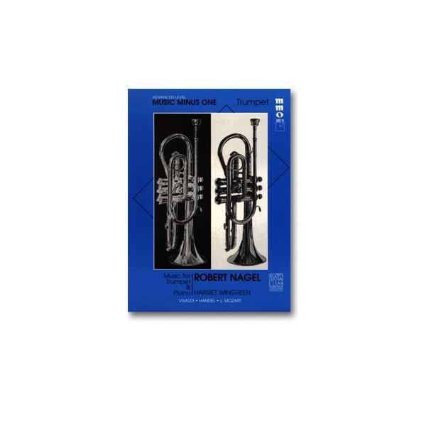 Advanced Trumpet Solos, vol. I (Robert Nagel)