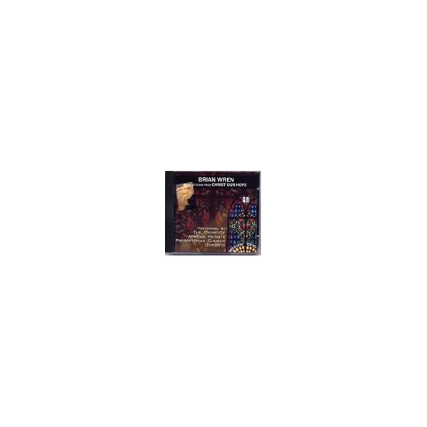 Wren, Brian - Christ Our Hope. CD
