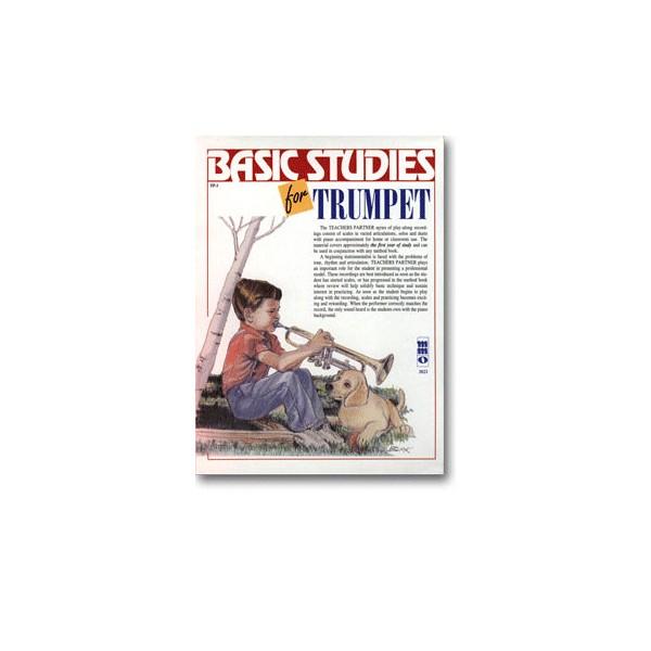 Teachers Partner: Basic Trumpet Studies, first year