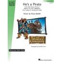 Hes A Pirate: Hal Leonard Student Piano Library Showcase Solo - Level 4