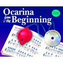 Ocarina From The Beginning - CD Edition - Hussey, Christopher (Author)