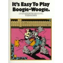 Its Easy To Play Boogie-Woogie