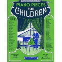 Piano Pieces For Children: Everybodys Favorite Series No.3