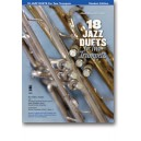Trumpet Duets in Jazz - 18 Duets (Burt Collins) - Music Minus One - Play-a-long Edition