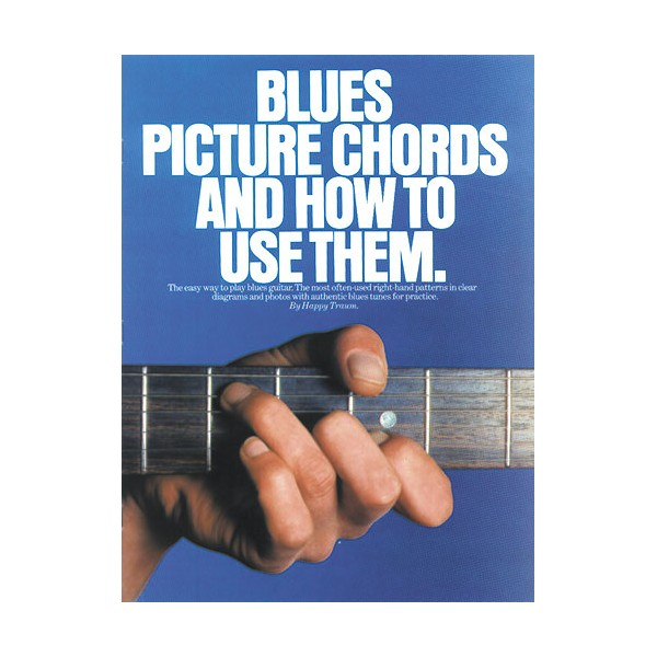 Blues Picture Chords And How To Use Them