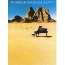 Popular Piano Solos - Book 1