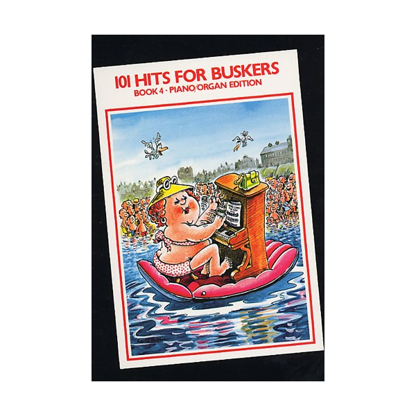 101 Hits For Buskers Book 4