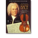 Bach - Violin Concerto No. 1 in A minor,  Violin Concerto No. 2 in E major - Music Minus One - Play-a-long edition