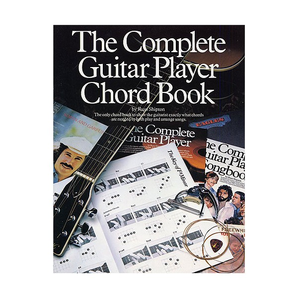 The Complete Guitar Player: Chord Book