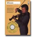 Brahms - Violin Concerto in D major, op. 77 - Music Minus One