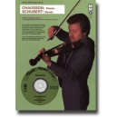 CHAUSSON - Poeme for violin and orchestra, op. 25: SCHUBERT Rondo in A major, D438 - Music Minus One