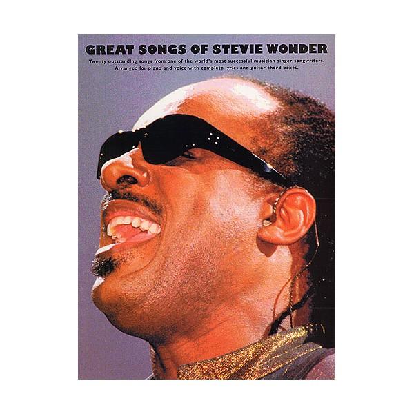 The Great Songs Of Stevie Wonder