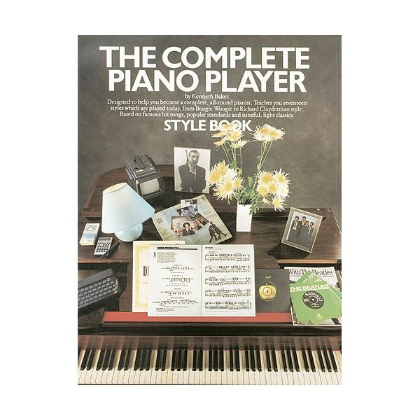 the complete piano player book 1 pdf