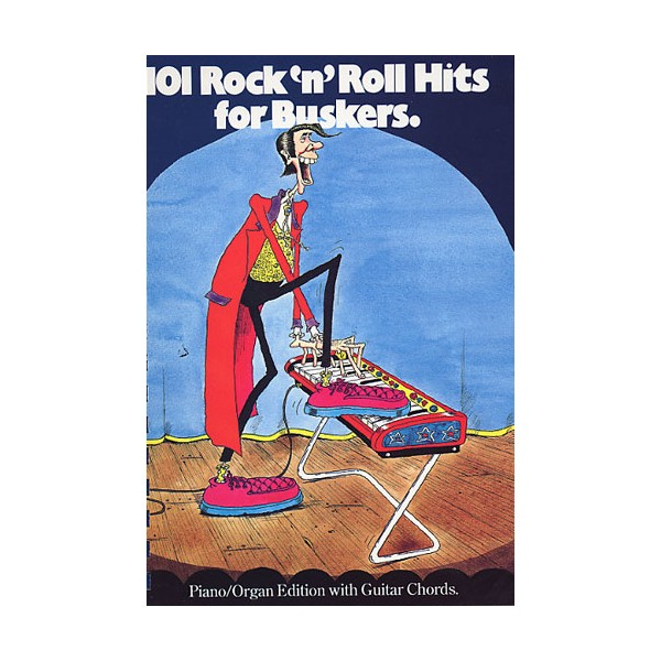 101 Rock n Roll Hits For Buskers