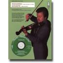 WIENIAWSKI Violin Concerto No. 2 in D minor, op. 22: SARASATE Zigeunerweisen (Gypsy Ways), op. 20 - Music Minus One