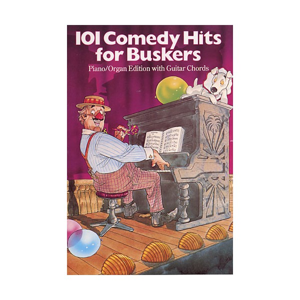 101 Comedy Hits For Buskers