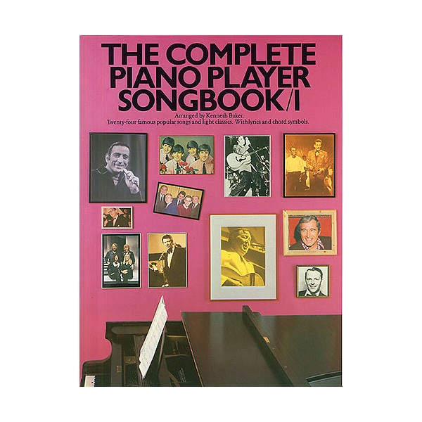 The Complete Piano Player: Songbook 1