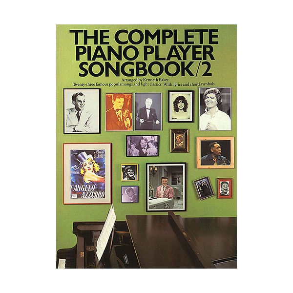 The Complete Piano Player: Songbook 2