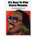 Its Easy To Play Stevie Wonder