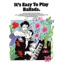 Its Easy To Play Ballads
