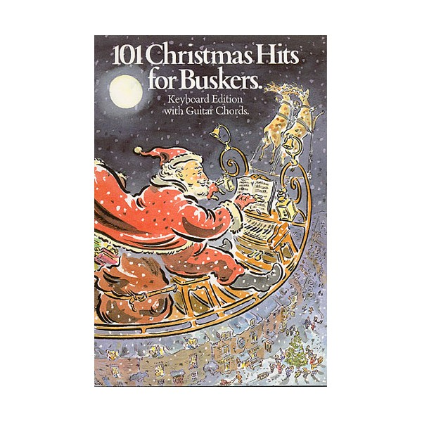 101 Christmas Hits For Buskers