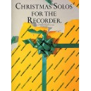 Christmas Solos For The Recorder