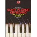 SFX Start Playing Keyboard Book 2