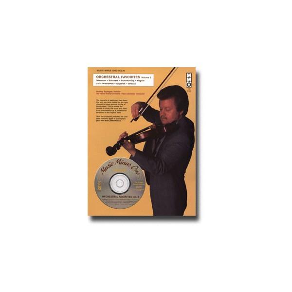 Orchestral Favorites, vol. III (Intermediate-Difficult Level)