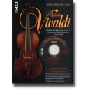 Vivaldi - Violin Concerto in E major, op. 3, no. 12, RV265: Violin Concerto in C major, op. 8, no.6, RV180 II Piacere