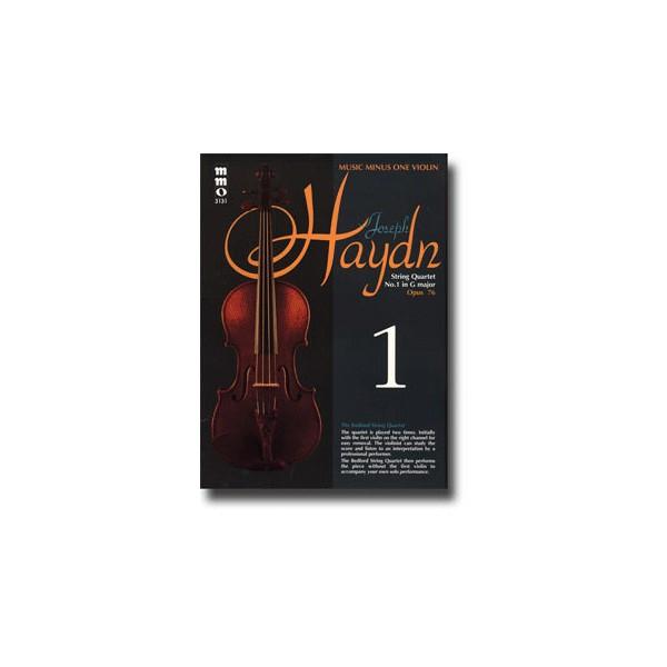 String Quartet in G major, Erd?dy, op. 76, no. 1, HobIII:75