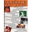 101 Songs For Easy Guitar Book 1 (Spiral Bound)