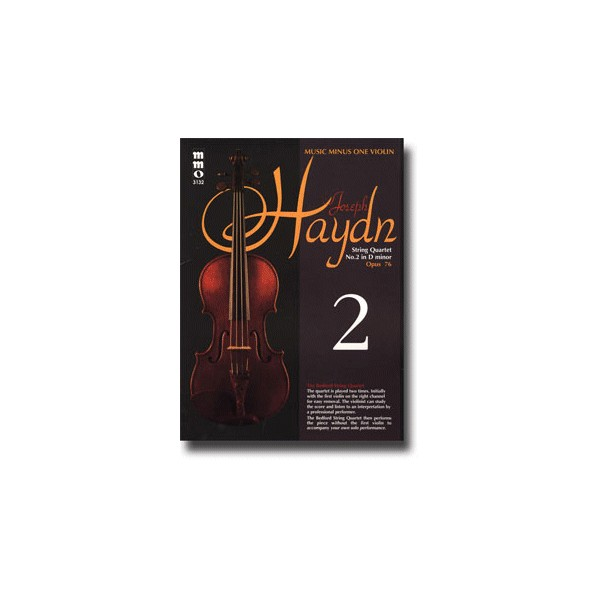String Quartet in D minor, Fifths/The Bell/The Donkey, op. 76, no. 2, HobIII:76