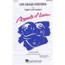 Andrew Lloyd Webber: Love Changes Everything (SATB)