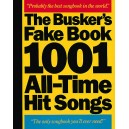 The Buskers Fake Book: 1001 All-Time Hit Songs