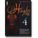 Haydn - String Quartet in B-flat major, Sunrise, op. 76, no. 4, HobIII:78 - Music Minus One