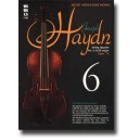 Haydn - String Quartet in E-flat major, op. 76, no. 6, HobIII:80 - Music Minus One