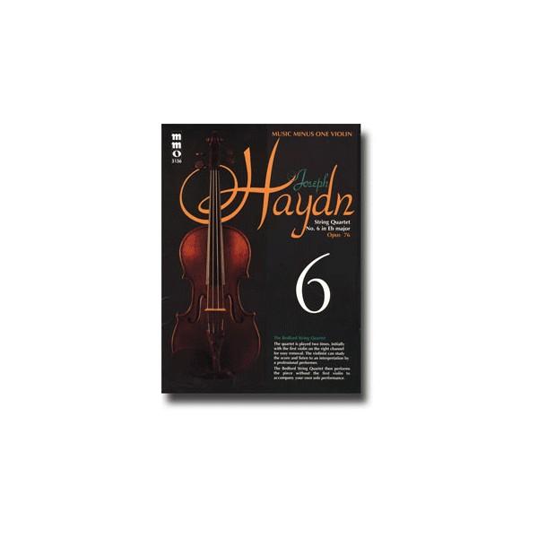 String Quartet in E-flat major, op. 76, no. 6, HobIII:80