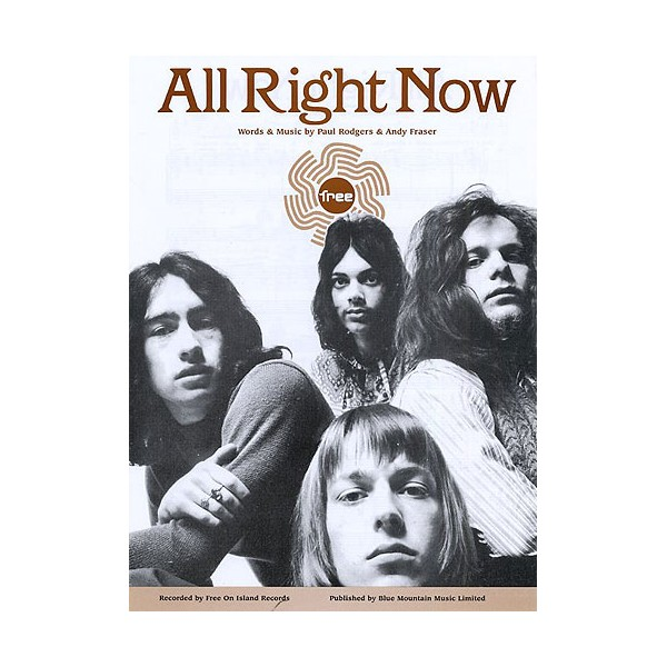 Free: All Right Now (PVG)