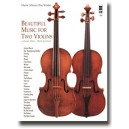 Beautiful Music for Two Violins, vol. III: 3rd position - Music Minus One