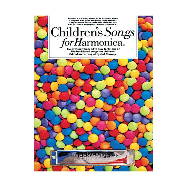 Childrens Songs For Harmonica