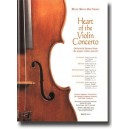 The Heart of the Violin Concerto - Music Minus One