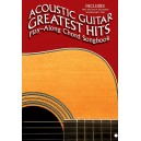 Acoustic Guitar Greatest Hits: Play-Along Chord Songbook