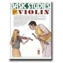Teachers Partner: Basic Violin Studies, first year - Music Minus One