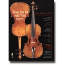 Themes from the Major Violin Concerti - Music Minus One