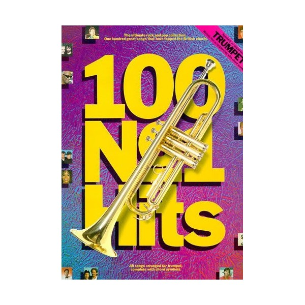 100 Number One Hits For Trumpet