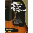 The Big Acoustic Guitar Chord Songbook (Gold 2 Edition)