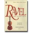 Ravel - Piano Trio in A minor - Music Minus One
