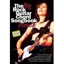The Big Rock Guitar Chord Songbook: Female